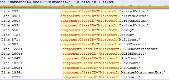 componentClassID